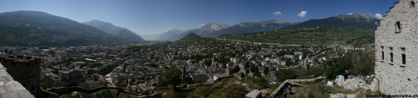 Sion Panorama