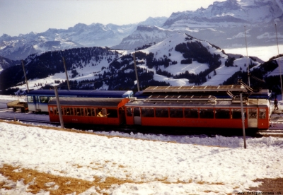 Rigi Railways