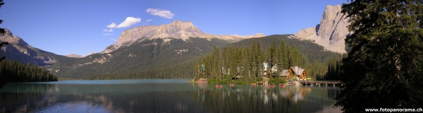 Yoho National Park, Emerald Lake
