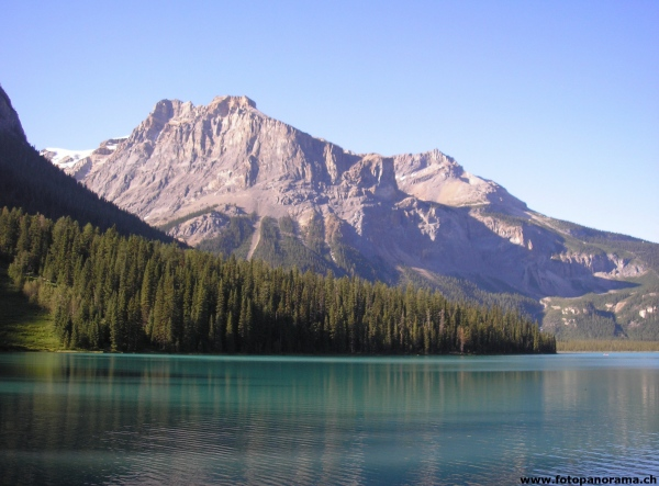 Yoho National Park, Emerald Lake 2