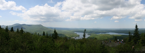 Eastern Townships, Mont-Orford National Park
