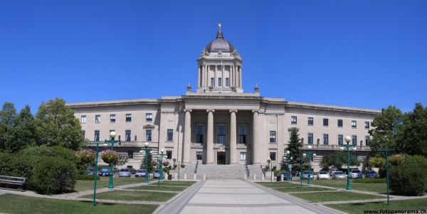 Winnipeg, Manitoba Legislative Building