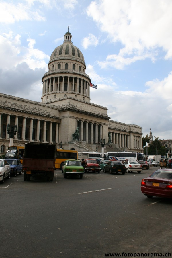 Havana, National Capitol Building