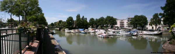 Mulhouse, Harbour