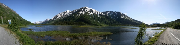 Seward Highway, Lac