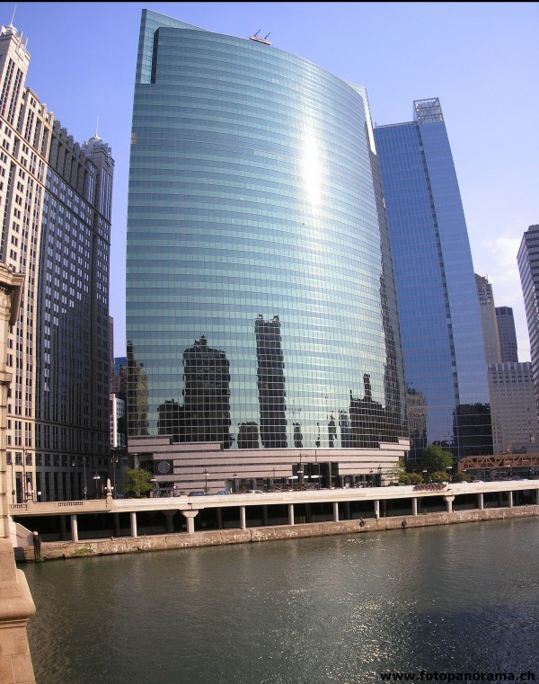 Chicago, 333 Wacker Drive