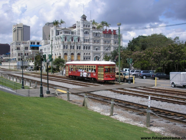 Historic Streetcar of New Orleans