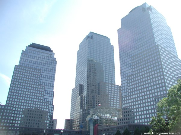 New York, World Financial Center