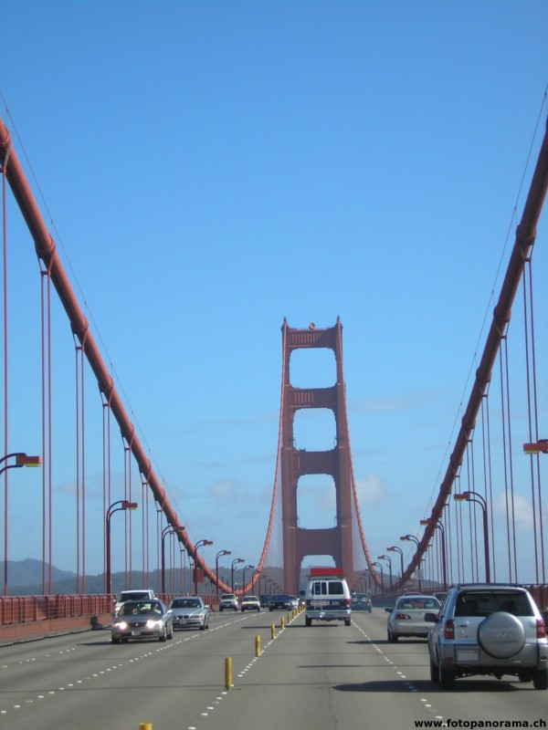 San Francisco, Golden Gate Bridge 2