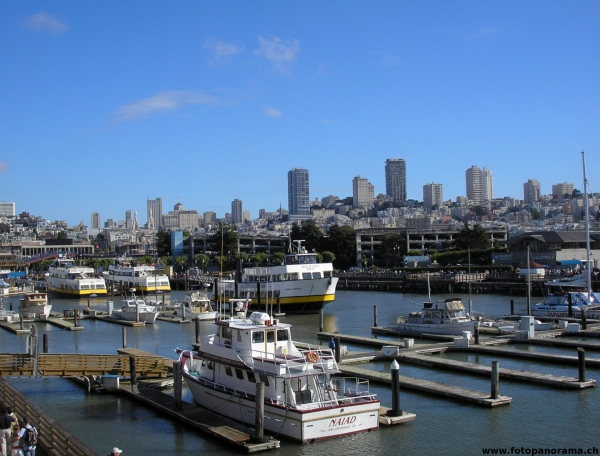 San Francisco, Harbour