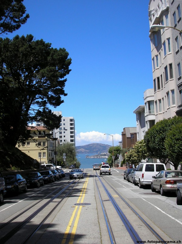 San Francisco, Hyde Strass