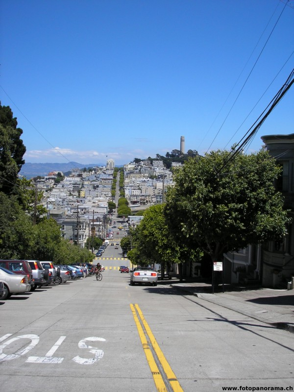 San Francisco, Lombard Strass 2