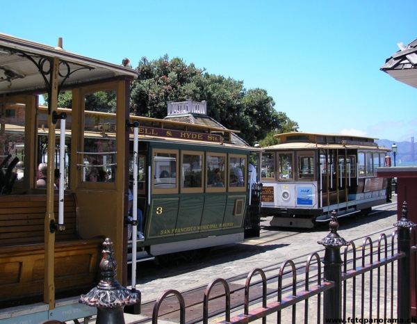 San Francisco, Cable Car