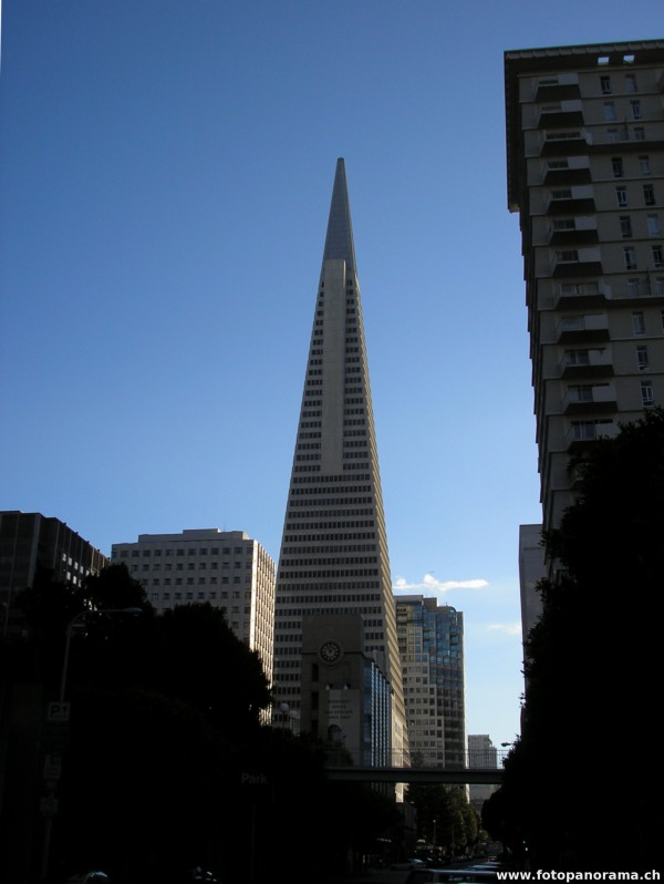 San Francisco, Transamerica Building