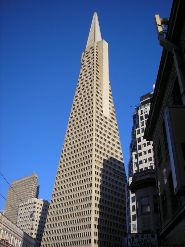 San Francisco, Transamerica Building 2